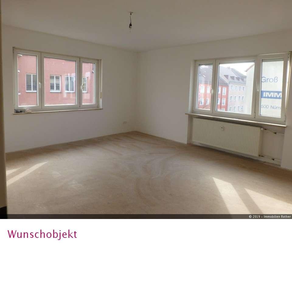 *RESERVIERT* - Große 4-Zimmer-Wohnung mit tollem Balkon in praktischer Lage  in Galgenhof (Nürnberg)