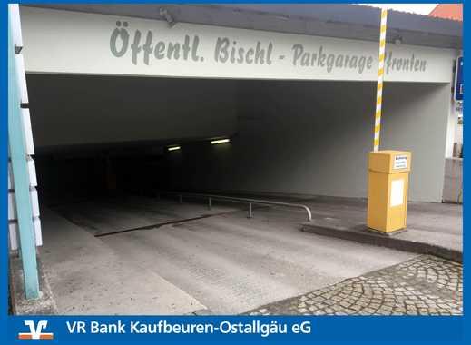ZENTRAL GELEGENE PARKMÖGLICHKEIT!!!                                Tiefgaragenstellplatz in Pfronten
