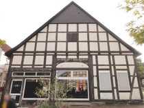 Fachwerkhaus mit ca 220m² Gewerbefläche