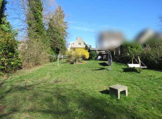 Traumgrundstück mit Südwestausrichtung für ein 1-2 Familienhaus in begehrter Lage von Bensberg!