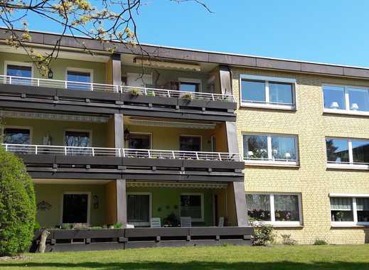4-Zimmer-EG- Wohnung mit Balkon und EBK in Ellerau, komplett renoviert
