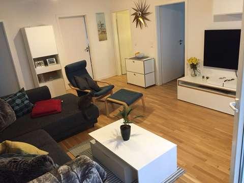 Exklusive 3-Zimmer-Wohnung mit Balkon und Einbauküche in Köln am ...