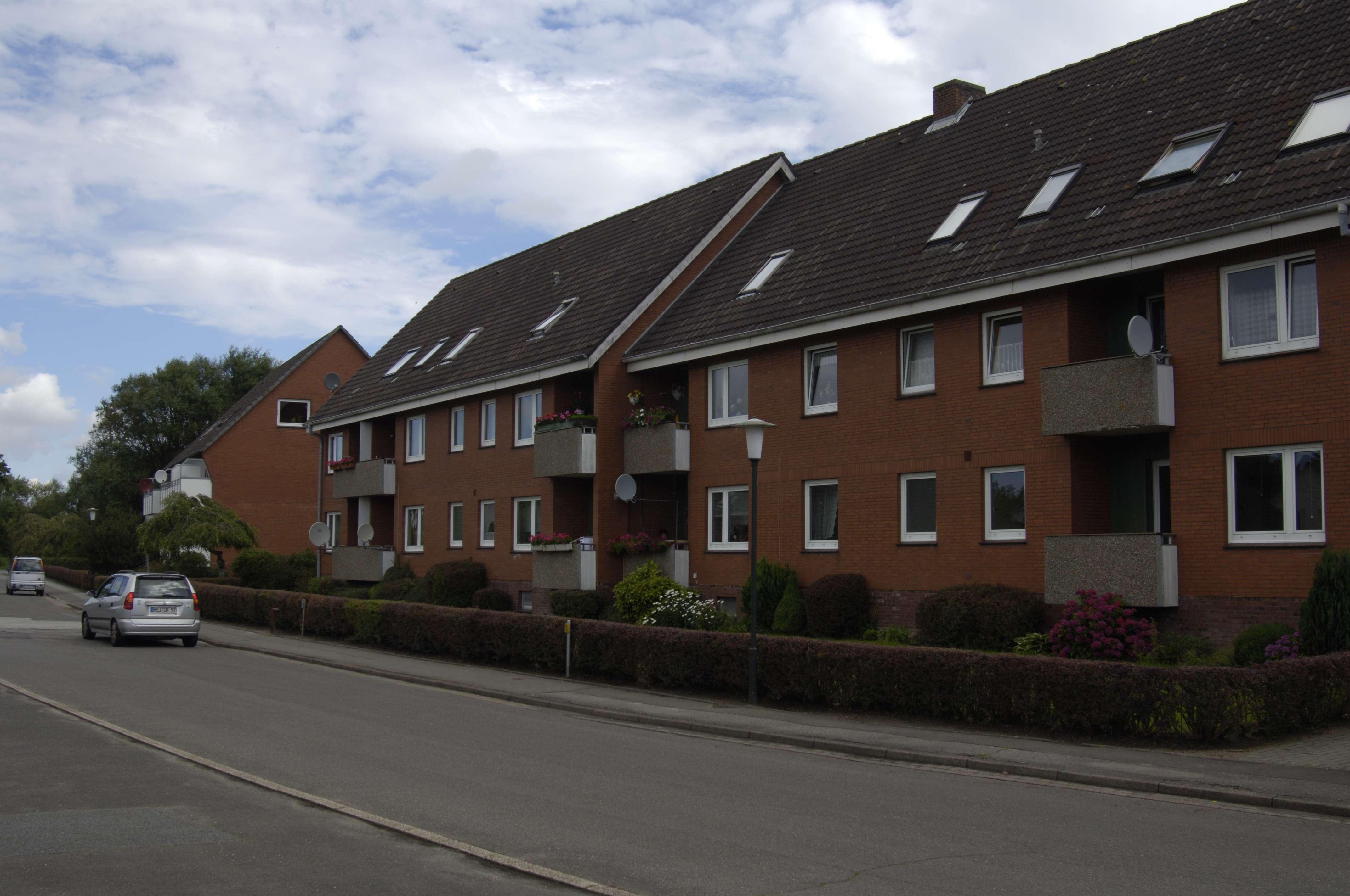 Lunden - 3-Zimmer-Wohnung mit Balkon