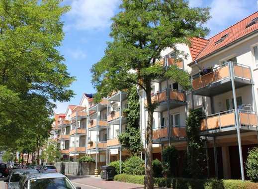 Ideal für Senioren: Kleine Wohnung mit Balkon
