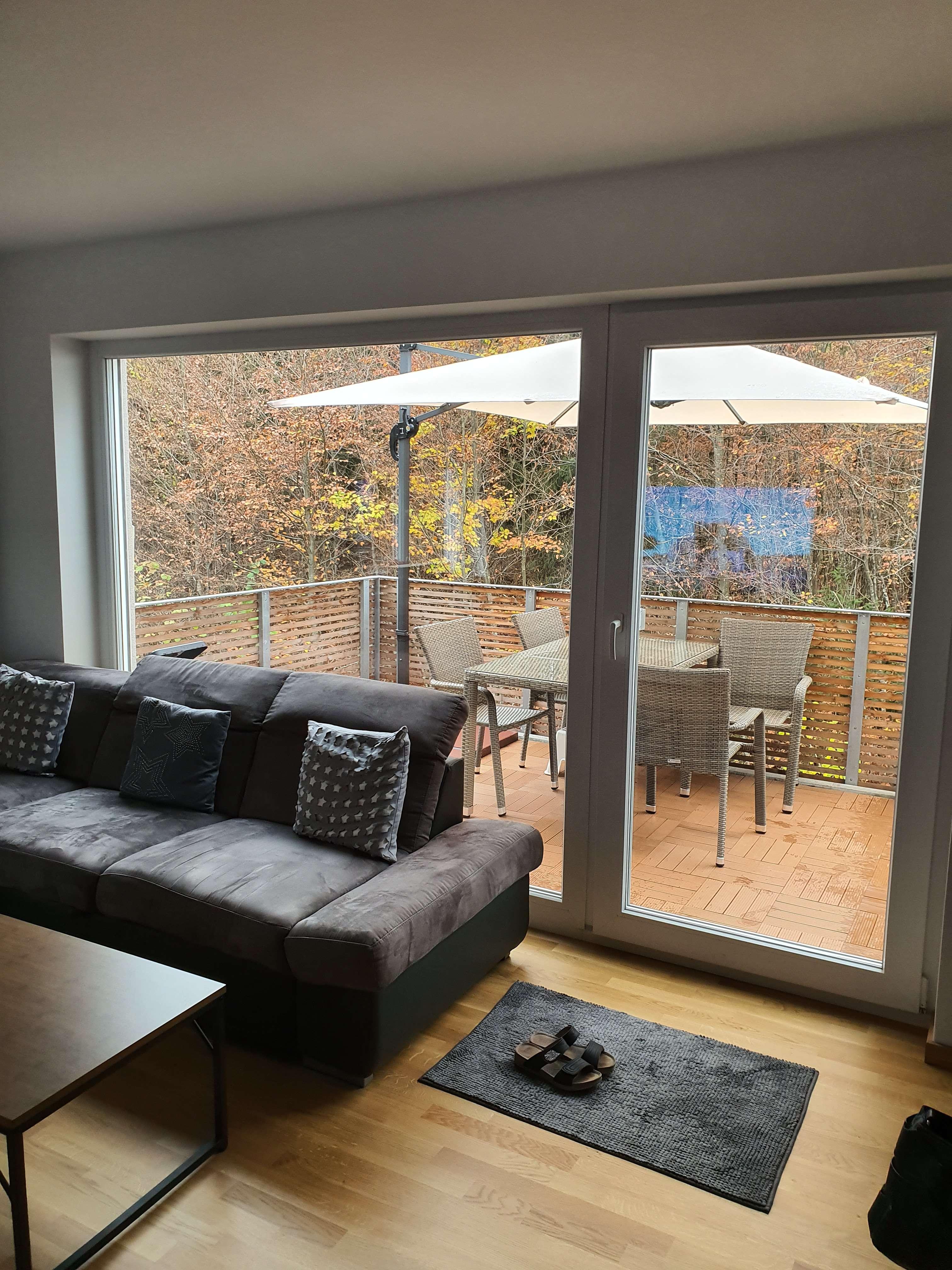 Exklusive, November 2018 fertiggestellte 3-Zimmer-Wohnung mit Balkon und Tiefgarage in Geretsried in Geretsried