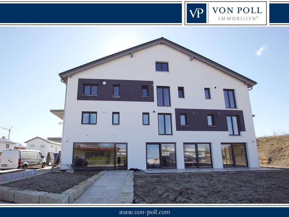 Modern mit Stil und Geschmack - 2-Zimmer Neubauwohnung in Wörth a.d. Isar! in