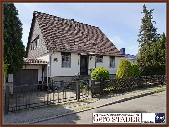 BIETERVERFAHREN !! Wohnhaus im Rudower Blumenviertel - Bild 1