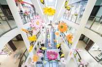Hohe Frequenz Buchholz Galerie Einzelhandelsfläche
