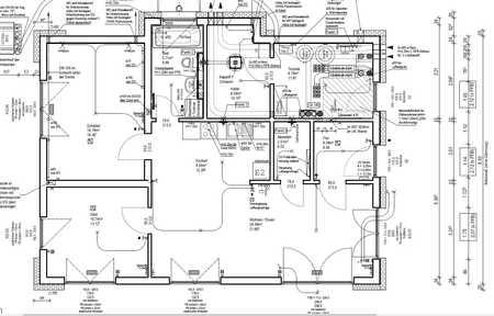 Erstbezug: attraktive 3-Zimmer-EG-Wohnung mit zwei Terrassen in Großmehring in Großmehring