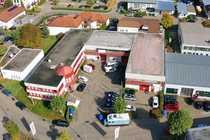 Lukrativer Gewerbepark in Reutlingen
