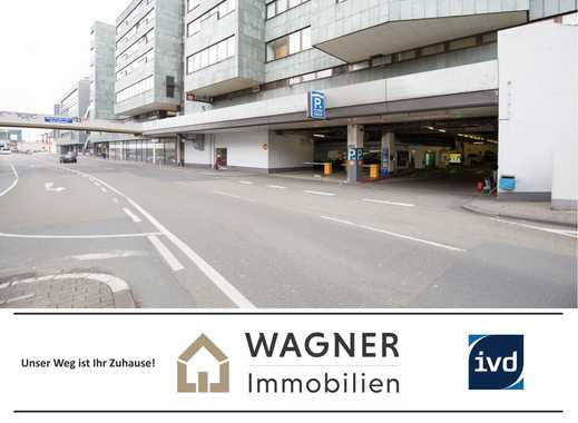 Tiefgaragenstellplatz am Brand inmitten der Mainzer City