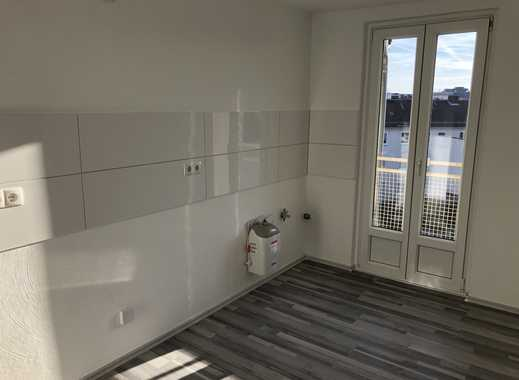 3 Zimmer, Küche, Bad und Balkon, Nähe WEP und Innenstadt