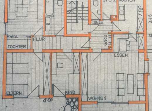 4-Zimmerwohnung+Garten