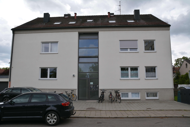 1-Zimmerapartment in Regensburg-Prüfening in