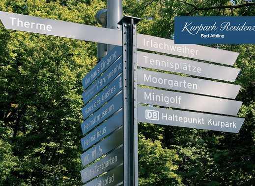 40 Tiefgaragenplätze direkt an der Meridian-Haltestelle Bad Aibling KURPARK