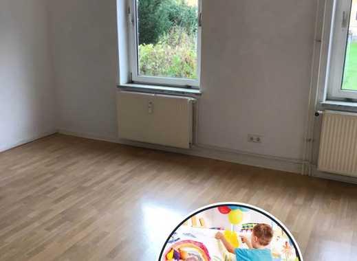 2-Zimmer-Wohnung zum selbst renovieren