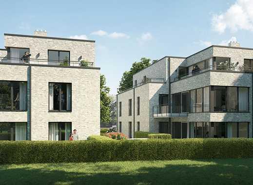 Erstbezug mit Garten: exklusive, geräumige 2-Zimmer-Wohnung in Wellingsbüttel, Hamburg