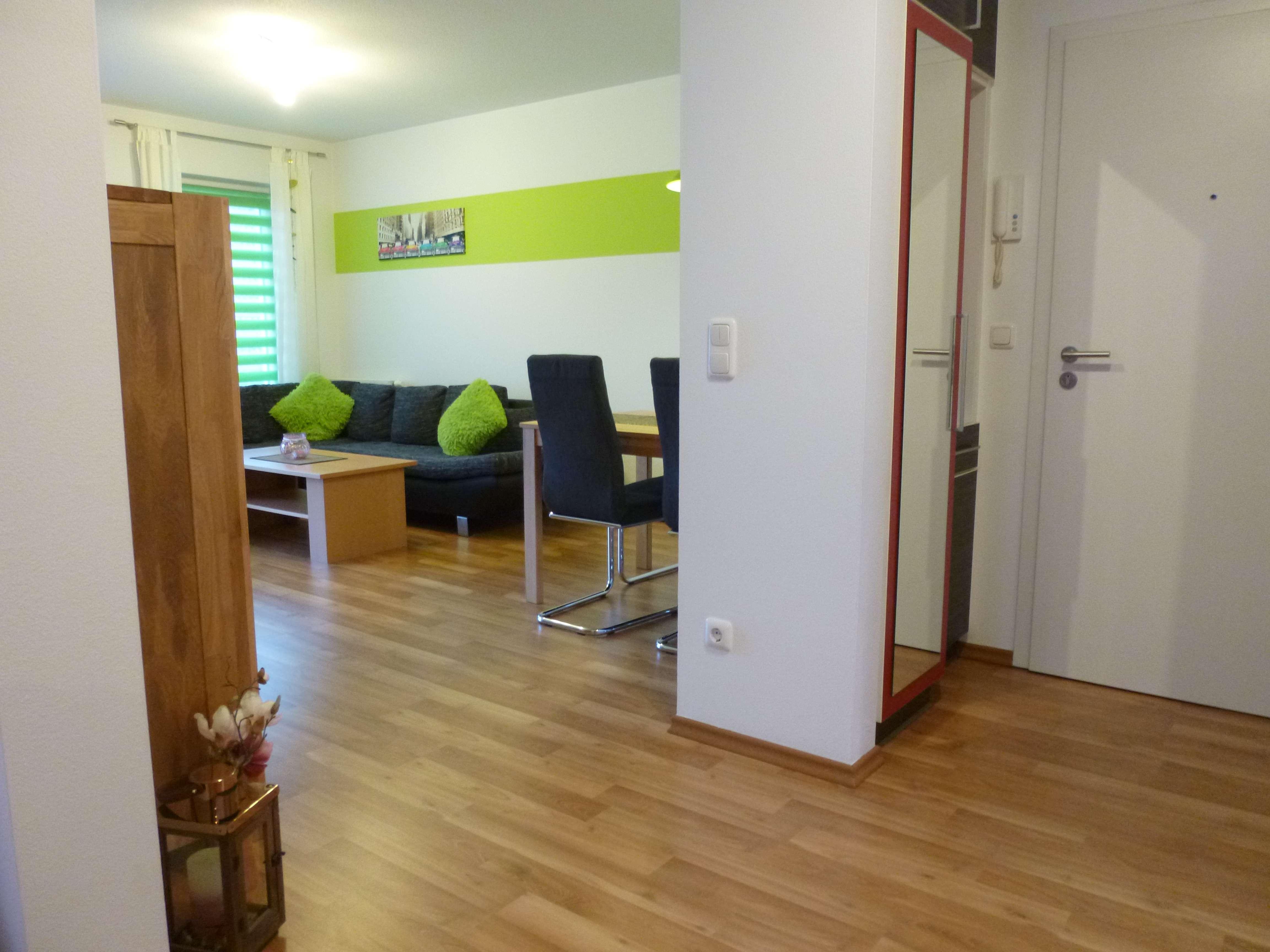Neuwertige 3-Zimmer-Wohnung in Regenstauf