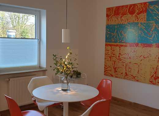 Wunderschöne, helle vollmöblierte 3-Zimmer-Wg! Erstbezug nach Sanierung mit EBK & Balkon