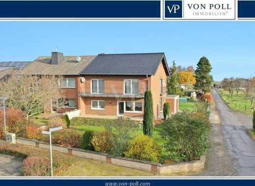Sehr gepflegtes und geräumiges Einfamilienhaus in Zülpich-Bürvenich