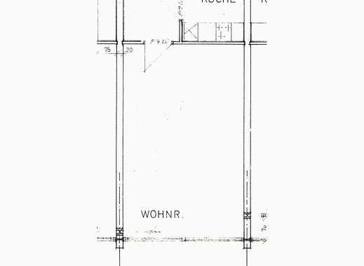 Erstbezug nach Sanierung mit Balkon: 1-Zimmer-Wohnung in Neuhausen, München