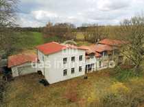 Resthof mit 280 m² Anbau