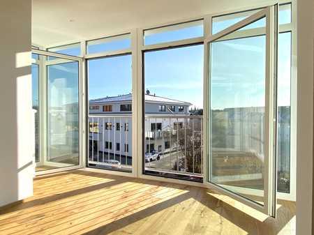 Helle 3-Zimmerwohnung mit hochwertiger Ausstattung in Wolfratshausen