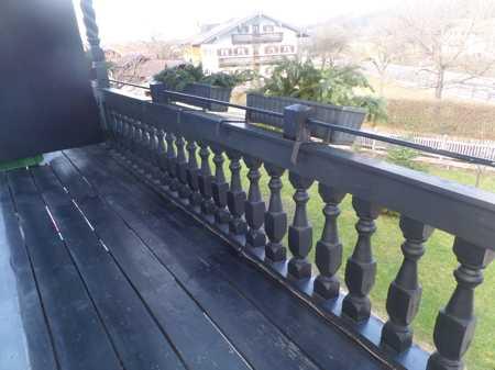 Perfekte Singlewohnung! Erstbezug nach einer Grundsanierung mit großem Balkon! in Nußdorf am Inn
