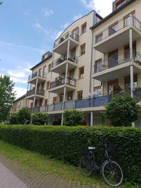 Wir haben Ihr Zuhause! Gepflegte 1-Zimmer Wohnung im EG mit Terrasse ! in Hammerstatt/St. Georgen/Burg (Bayreuth)