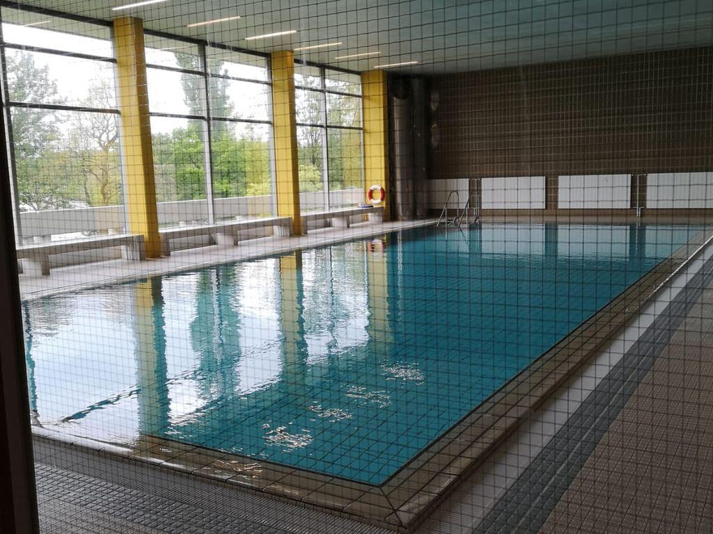 Schwimmbad im Hause