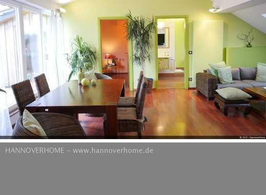 Große und luxuriöse 4-Zimmer-Penthousewohnung im Herzen Hannovers mit Lift und Internet