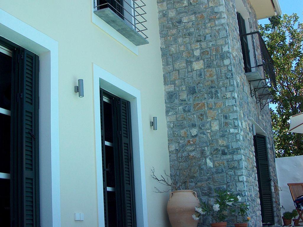 Schönes, geräumiges Haus mit zwei Zimmern in Vourliotes, Insel Samos ...