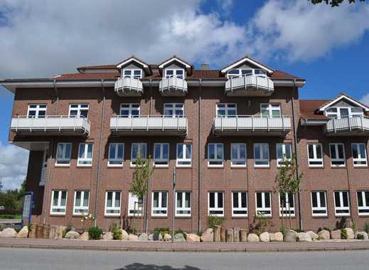 Schöne renovierte 3 Zimmer-Wohnung im Zentrum von Heide