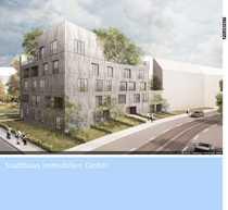 Neubau: Luxus-Penthousewohnung