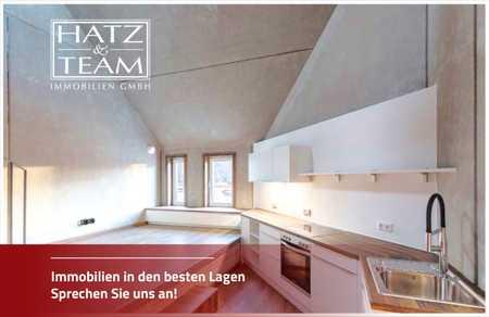 Hatz & Team - Erstbezug, exklusives Loft-Appartement direkt über H&M und Müller Markt! in Haidenhof Nord (Passau)