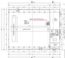 Neubau Lager- Produktionshalle ca 380
