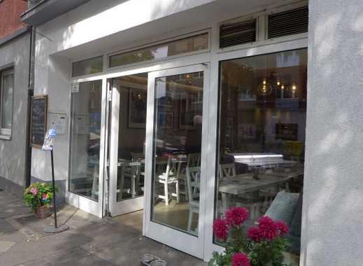 Komplett eingerichtetes kleines Restaurant / Imbiss