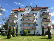 Neuwertige 3-Zimmer-Wohnung mit Balkon und