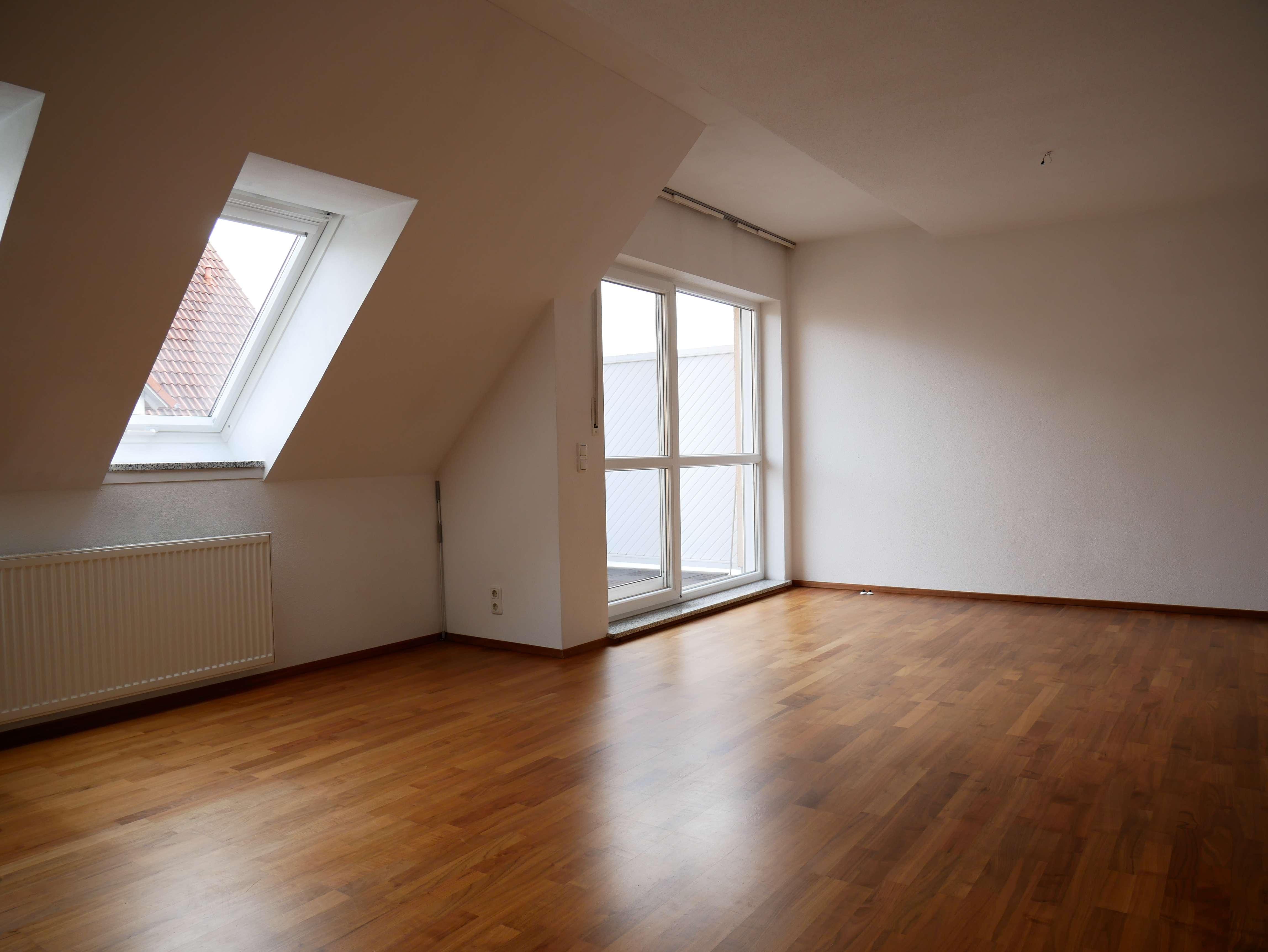 Wohnen auf 2 Etagen - 4,5 Zimmer Maisonette-Wohnung in