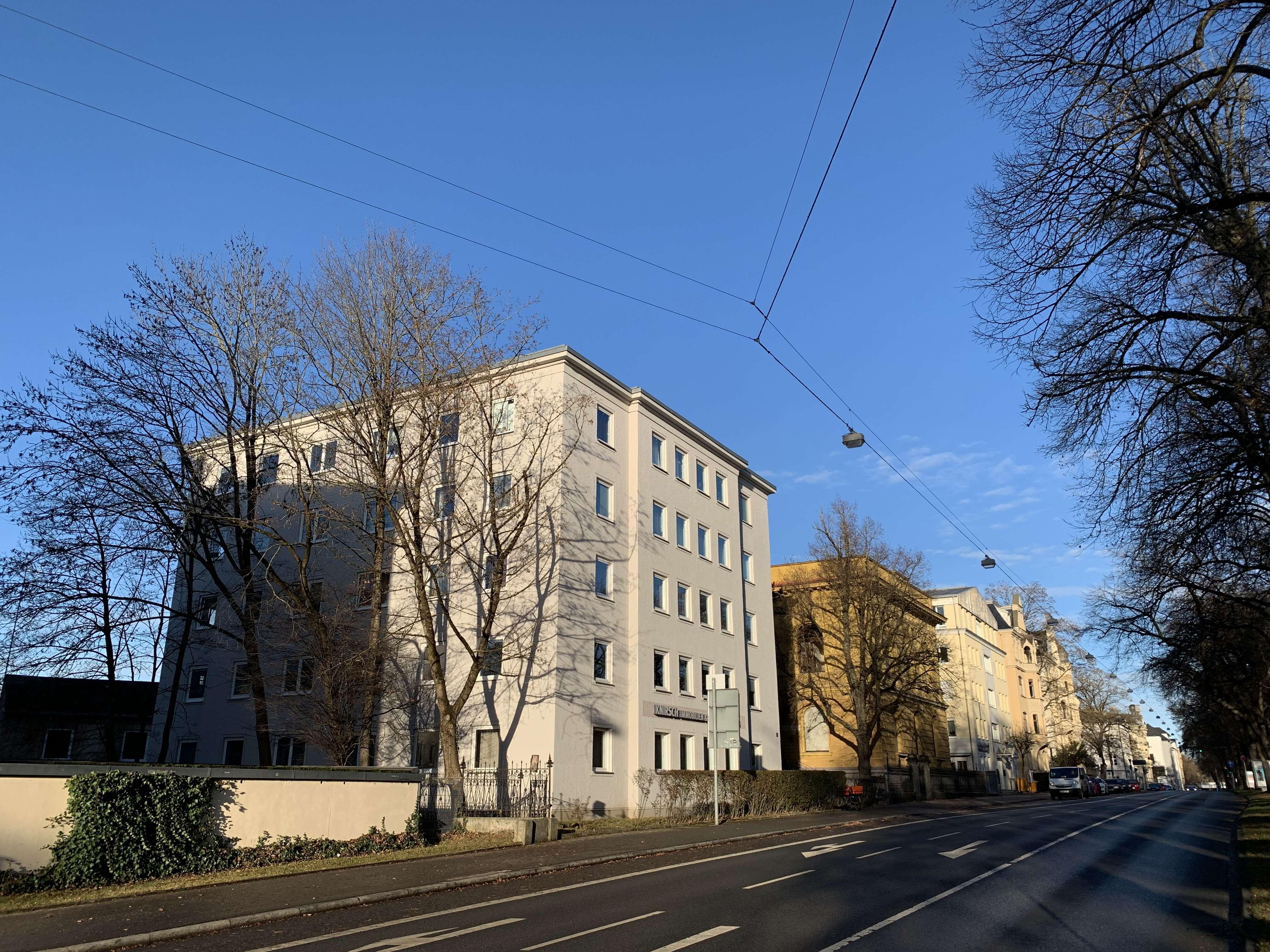 Top-Lage, Zentrum, Beethovenviertel, Hell, Westseite, tolle Aussicht, WG geeignet in