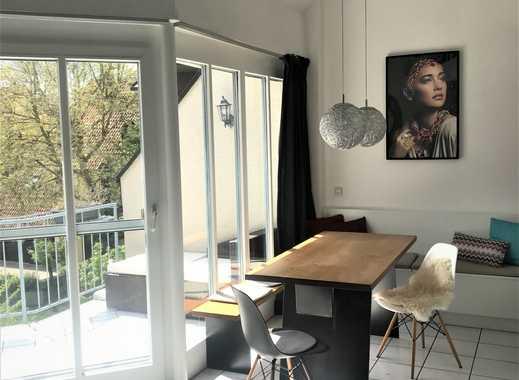 Wunderschöne 3,5-Zimmer (+1 Hobbyraum) DG-Galerie-Wohnung in Dachau Augustenfeld