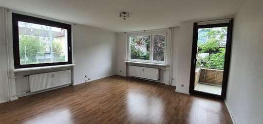 Tolle 3-Zimmer Erdgeschosswohnung mit Balkon in Misburg