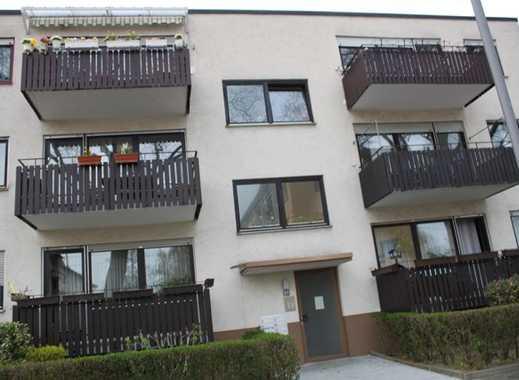 Gutgeschnittene und großzügige2 ZKB MA-Neuostheim mit Balkon