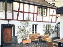 Zauberhaftes Weinlokal in direkter Rheinlage