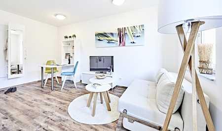 **möbliertes 1-Zimmer-Apartment** in Südstadt (Fürth)