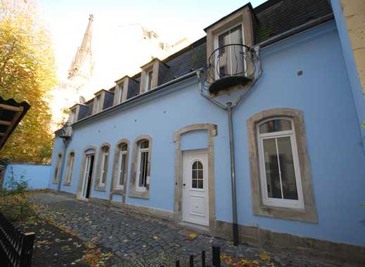 * Besonderes Einfamilienhaus Gründerzeit mit Terrasse und Innenhof *