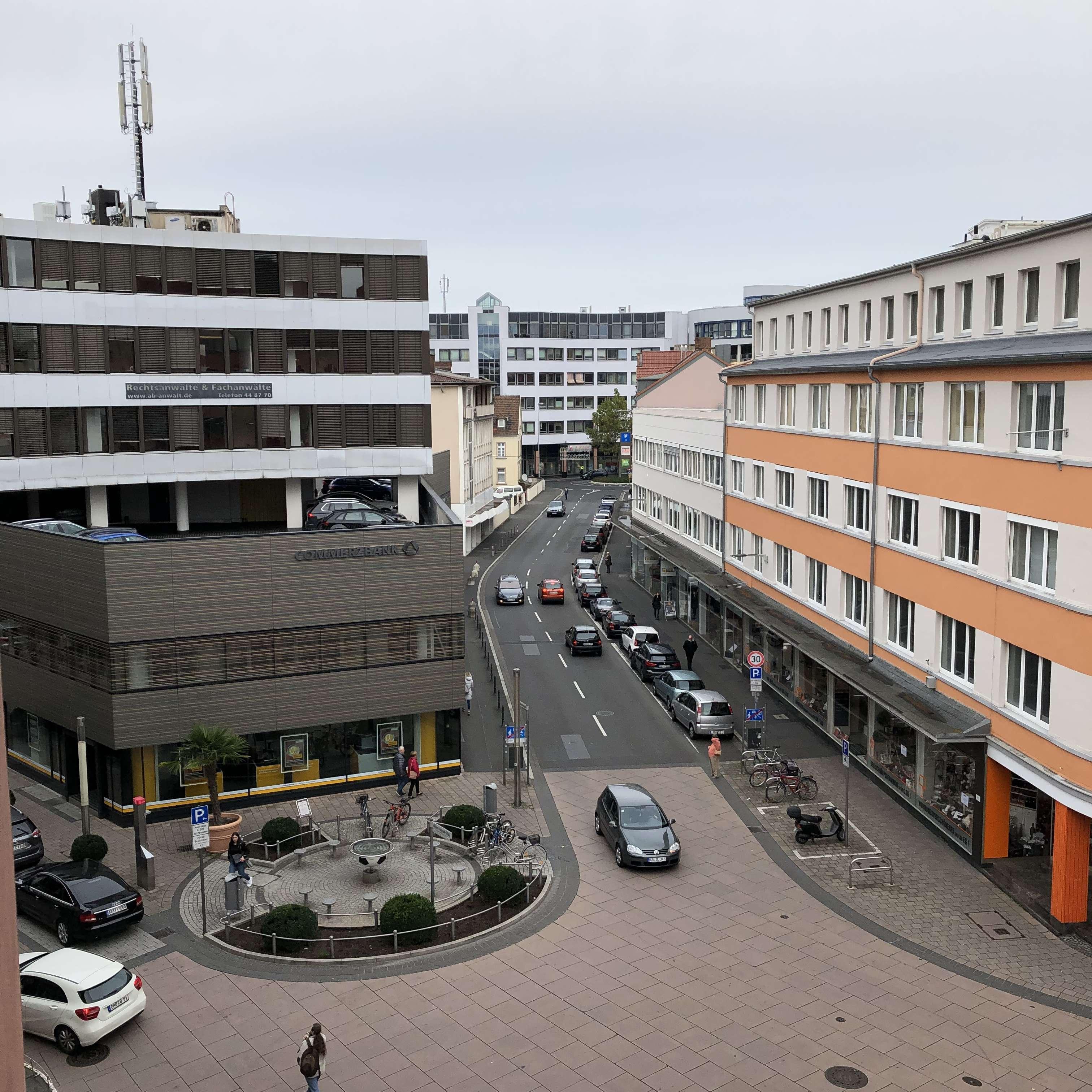 Grosszügig und entspannt im Herzen von Aschaffenburg in Stadtmitte (Aschaffenburg)