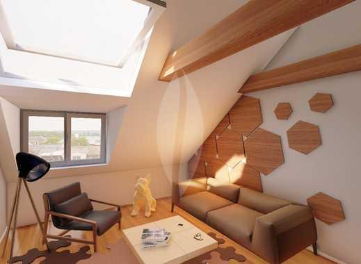Lichtdurchflutete Dachgeschosswohnung mit Gallerie und Sonderabschreibungsmöglichkeiten
