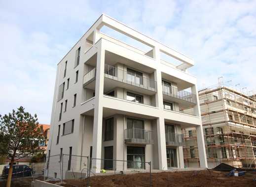 Elegante 3 Zimmerwohnung im Quartier Stadtgärten am Henninger Turm