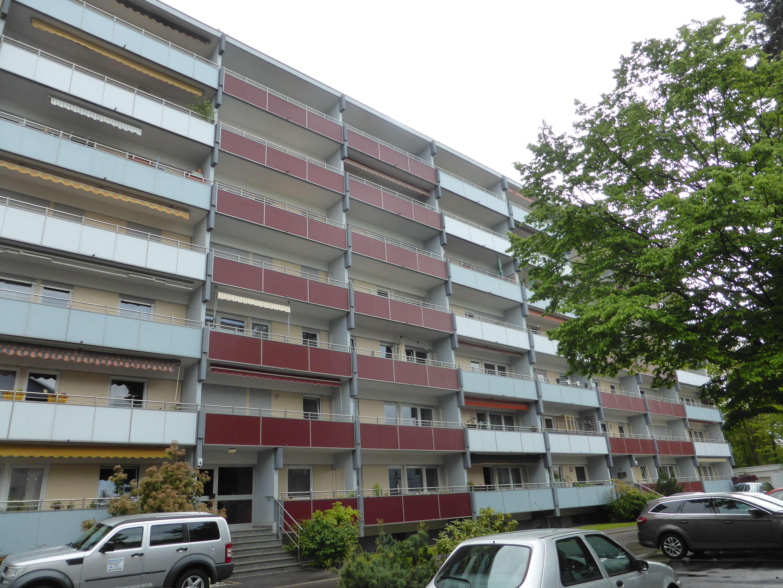 Helle, gepflegte 1-Zimmer-Wohnung mit Balkon, Nähe Kahnfahrt